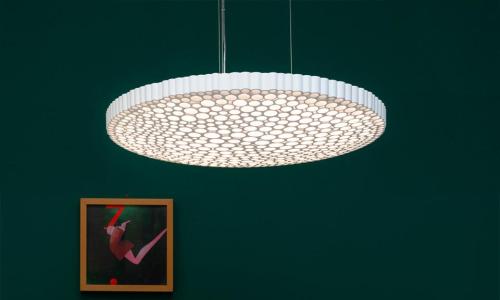 iluminação pendente