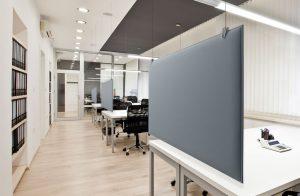 screens e acústicos acústica escritório