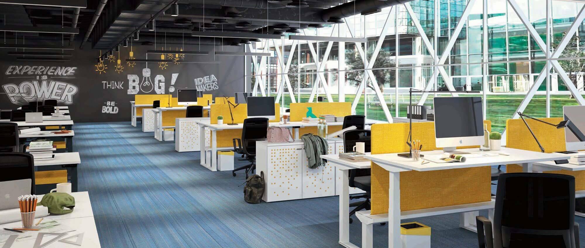 zona de trabalho escritório workstation